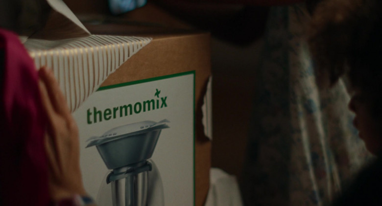 Thermomix Kitchen Appliance in On the Rocks Movie (1)