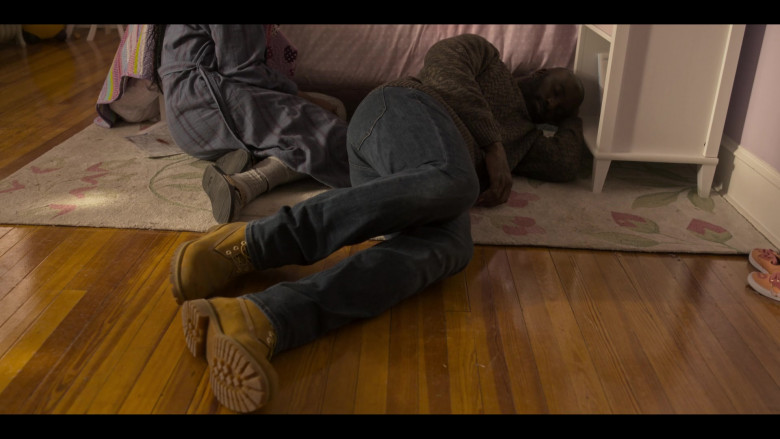 Timberland Boots of Mike Colter as Brian Cooke in Monsterland S01E08 TV Show (2)