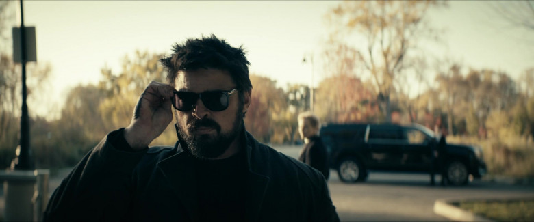 Tom Ford Sunglasses Worn by Karl Urban as Billy in The Boys S02E08 What I Know (2020)