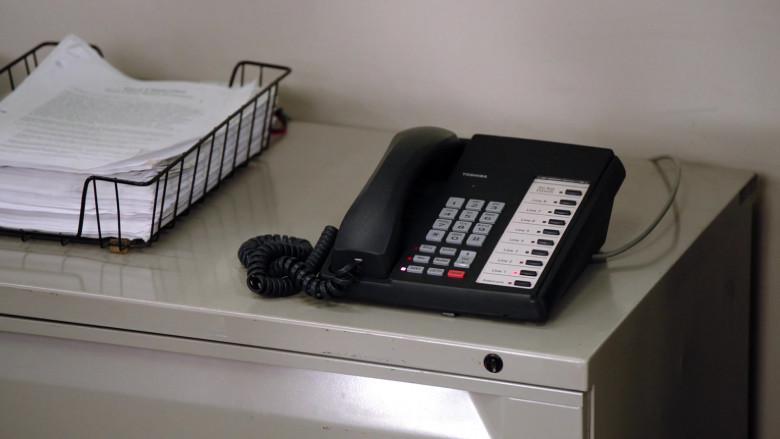 Toshiba Phone in Superstore S06E01 Essential (2020)