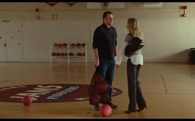 UA Sneakers Worn by Jason Segel as Russell Gettis in Bad Teacher (2011)