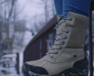 Ugg Adirondack Leather Snow Boots of Joey King as Kayla in T...