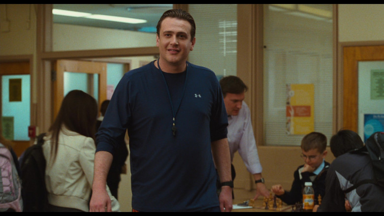 Under Armour Long Sleeved Tee Outfit of Jason Segel as Russell Gettis in Bad Teacher (2011)