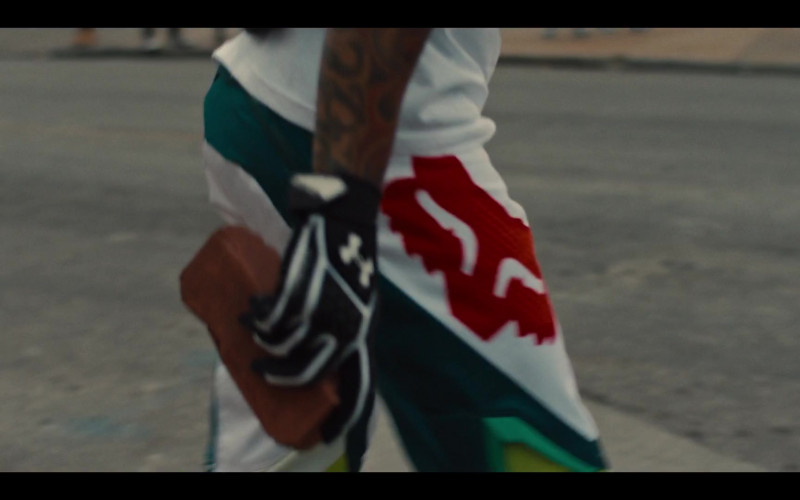 Under Armour Motorcycle Gloves in Charm City Kings (2020)