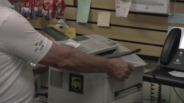 United Parcel Service (UPS) in Borat Subsequent Moviefilm (1)