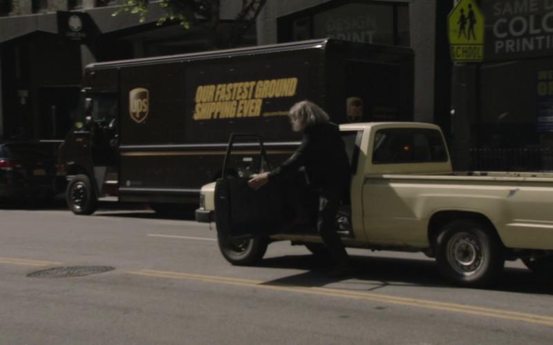 United Parcel Service (UPS) in Borat Subsequent Moviefilm (2)