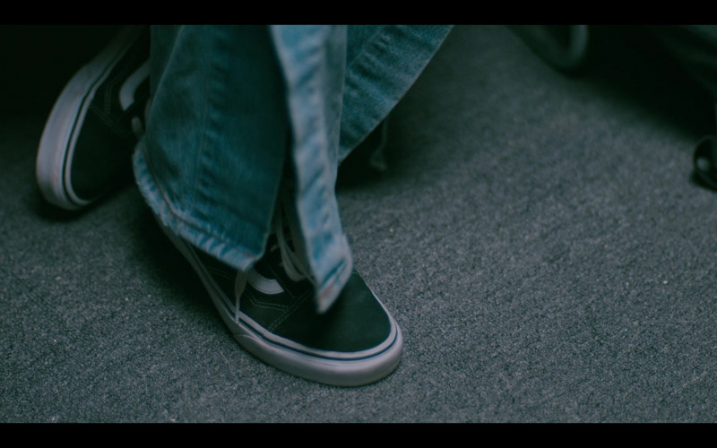 Vans Sneakers of Odessa A'zion as Joey Del Marco in Grand Army S01E02 See Me (2020)