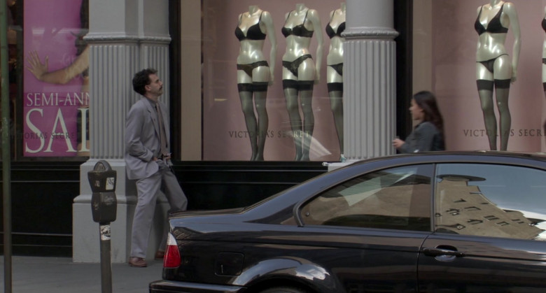 Victoria's Secret Lingerie Store in Borat (2006) Film