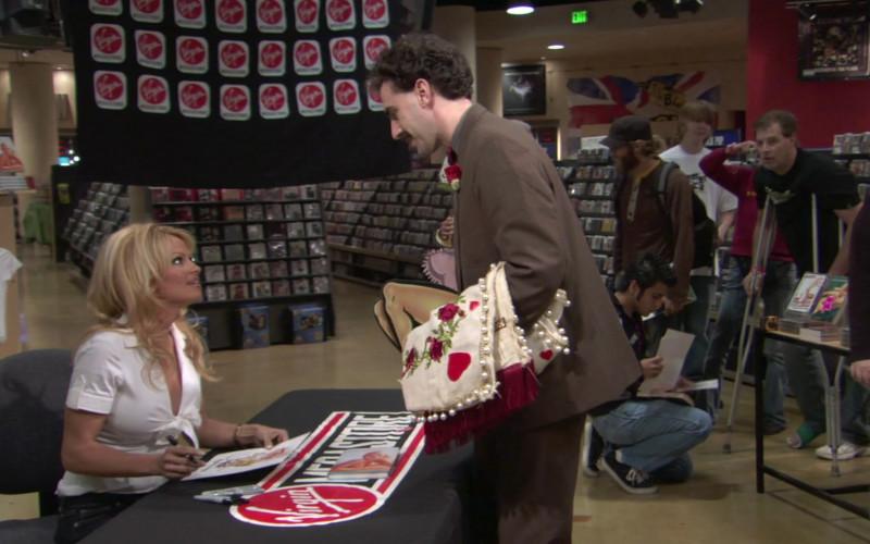 Virgin Megastore in Borat 2006 Movie (6)