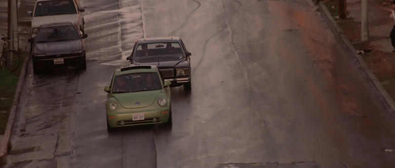 Volkswagen New Beetle [Typ 1C] Green Car in Training Day 2001 Movie (1)