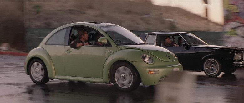 Volkswagen New Beetle [Typ 1C] Green Car in Training Day 2001 Movie (2)