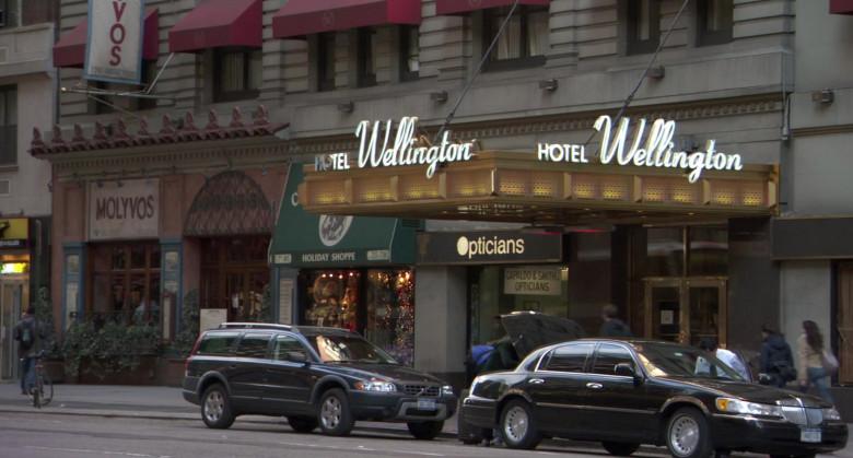 Wellington Hotel in Borat Movie 2006 (1)