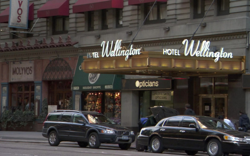 Wellington Hotel in Borat Movie 2006 (1)