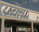 Wooten's Barber and Style Shop in Borat Subsequent Moviefilm...