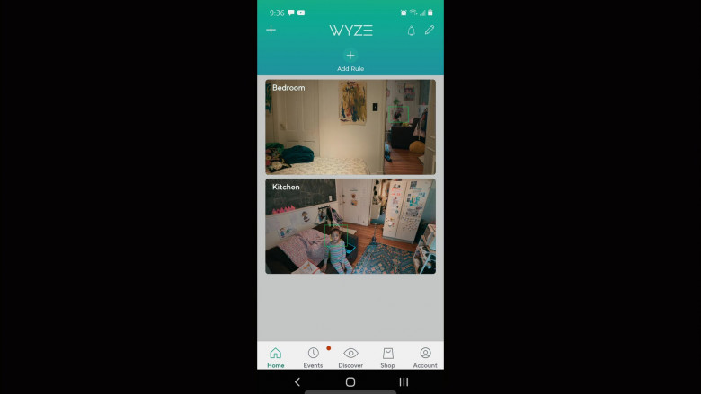 Wyze Smart Home Camera App in Social Distance S01E03