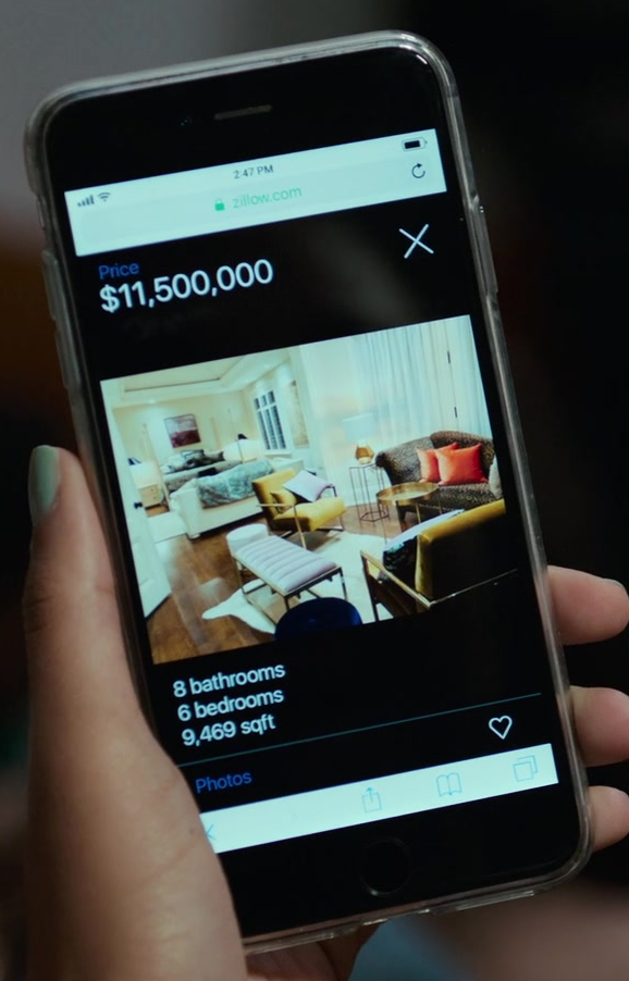 Zillow Website in Grand Army S01E01 Brooklyn, 2020 (2020)