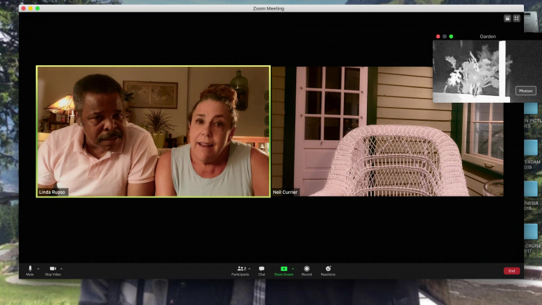 Zoom Meeting in Social Distance S01E06 (2)