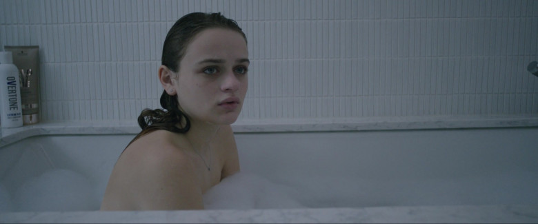 oVertone and Schwarzkopf Hair Care Products of Joey King as Kayla in The Lie Movie (2)