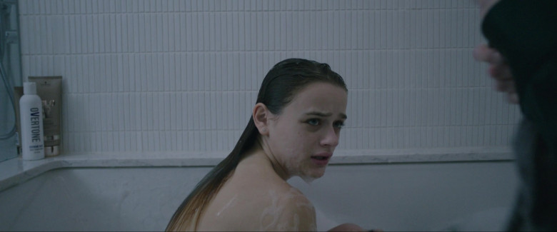 oVertone and Schwarzkopf Hair Care Products of Joey King as Kayla in The Lie Movie (3)