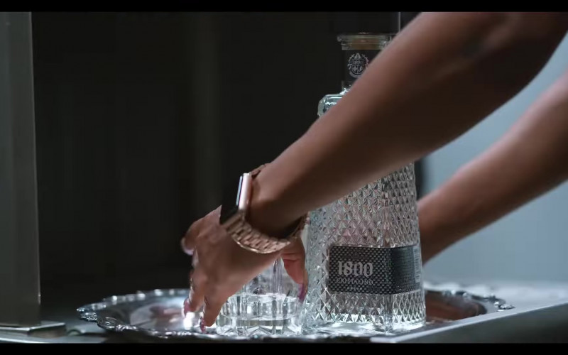1800 Tequila Cristalino in Flewed Out by City Girls Feat. Lil Baby (2020)