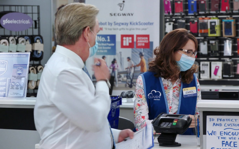 360 Electrical and Segway in Superstore S06E03 Floor Supervisor (2020)