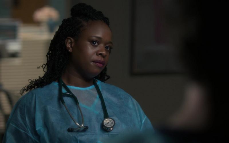 3M Littmann Stethoscopes in The Good Doctor S04E04 TV Show (1)