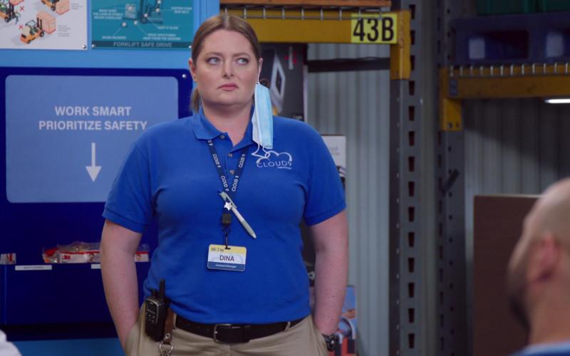 3M in Superstore S06E03 Floor Supervisor (2020)