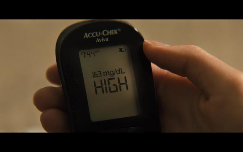 Accu-Chek Aviva Blood Glucose Meter in Run Movie (1)