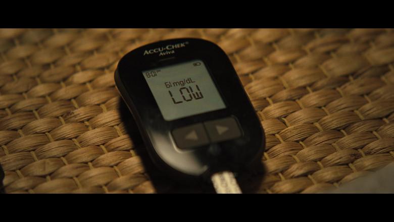 Accu-Chek Aviva Blood Glucose Meter in Run Movie (2)