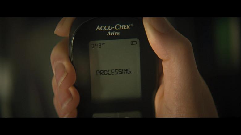 Accu-Chek Aviva Blood Glucose Meter in Run Movie (3)