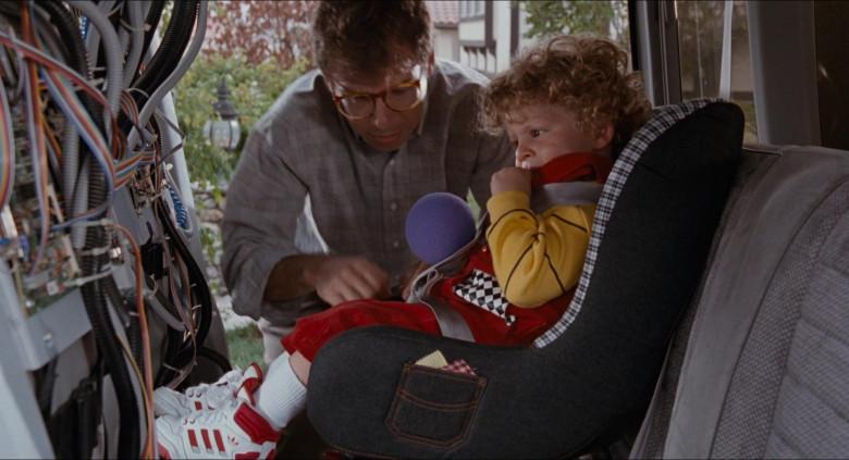 Adidas Sneakers of Daniel & Joshua Shalikar as Adam Szalinski in Honey, I Blew Up the Kid (2)