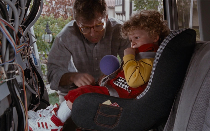 Adidas Sneakers of Daniel & Joshua Shalikar as Adam Szalinski in Honey, I Blew Up the Kid (2)