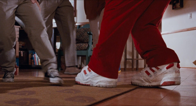 Adidas Sneakers of Daniel & Joshua Shalikar as Adam Szalinski in Honey, I Blew Up the Kid (4)