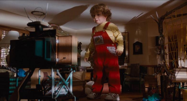 Adidas Sneakers of Daniel & Joshua Shalikar as Adam Szalinski in Honey, I Blew Up the Kid (5)