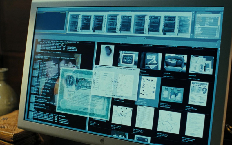 Apple Cinema HD Display Monitors in Mr. Brooks (2)