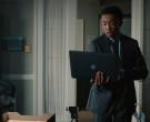 Apple MacBook Laptop of Asante Blackk as Malik Hodges in Thi...