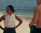 Apple Watch of Kat Graham as Erica Miller in Operation Chris...