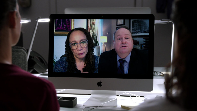 Apple iMac All-in-One Macintosh Desktop Computers in Chicago Med S06E02 (5)