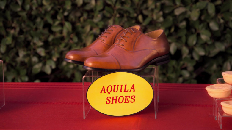 Aquila Shoes in Aunty Donna's Big Ol' House of Fun S01E01 Housemates (2020)