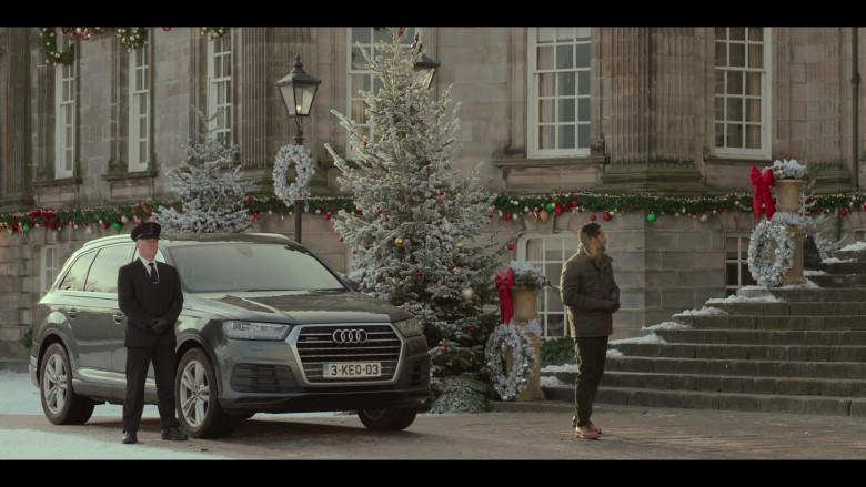 Audi Q7 45 TDI Quattro Car in The Princess Switch Switched Again (1)