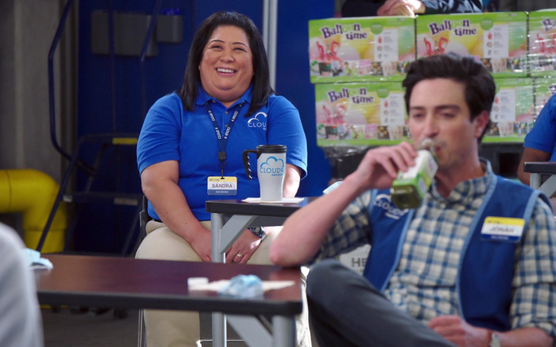 Balloon Time in Superstore S06E02 California, Part 2 (2020)