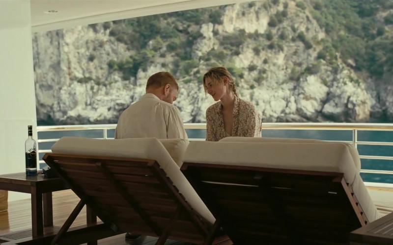 Beluga Vodka in Tenet Movie (2)