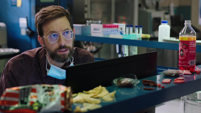 Big Shot Soda of Rob Kerkovich as Sebastian Lund in NCIS New Orleans S07E01 (1)