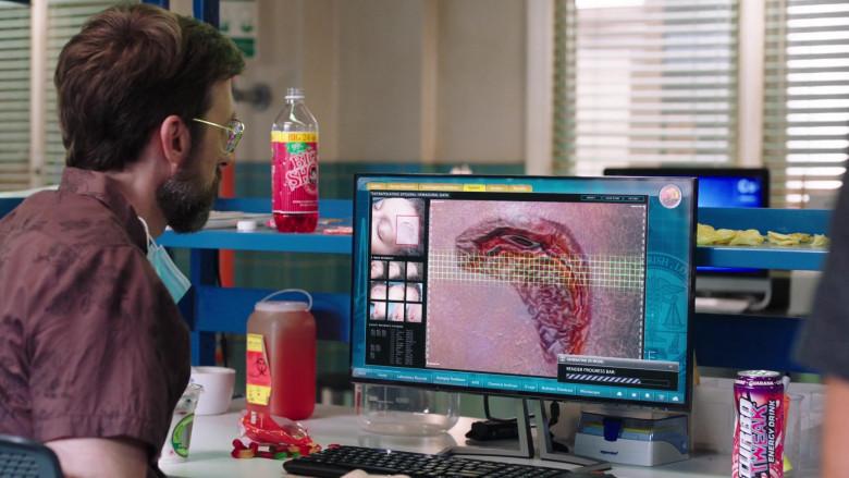 Big Shot Soda of Rob Kerkovich as Sebastian Lund in NCIS New Orleans S07E01 (2)