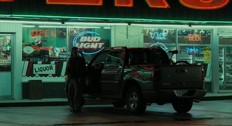 Bud Light Sign in Mr. Brooks (2007)