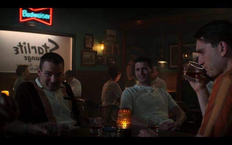 Budweiser Neon Sign in The Right Stuff S01E07 Ziggurat (2020)