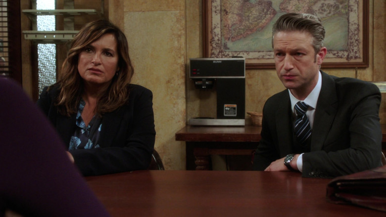 Bunn Coffee Maker in Law & Order Special Victims Unit S22E02 TV Show