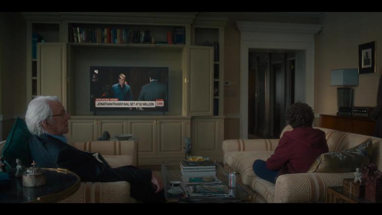 CNN TV Channel in The Undoing S01E03 Do No Harm (1)