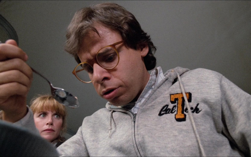 Caltech Hoodie of Rick Moranis as Wayne Szalinski in Honey, I Shrunk the Kids (4)