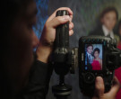 Canon Camera in Words on Bathroom Walls (2020)